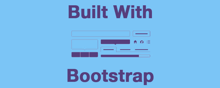 Built With Bootstrap