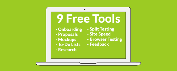 Free Web Project Tools