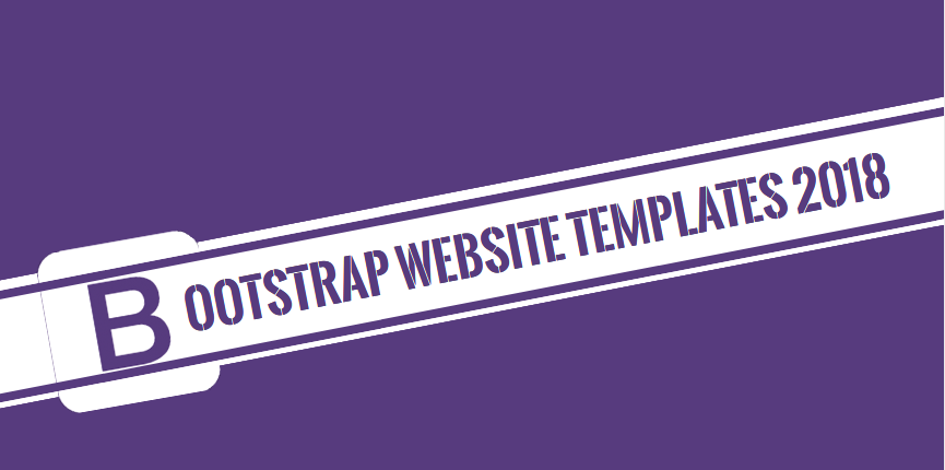 15 Best Free and Premium Bootstrap Website Templates for 2018